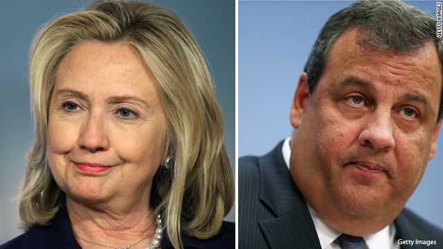 2016 CNN Poll: Clinton deadlocked with Christie but leads other GOP presidential possibilities.....{Soros can't lose since he is funding both, covering ALL the bases}