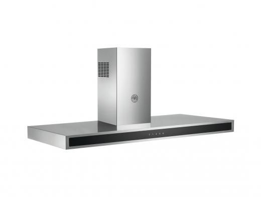 Bertazzoni 1200mm wallmount stainless steel & glass rangehood (model KG120 CON X A) for sale at L & M Gold Star (2584 Gold Coast Highway, Mermaid Beach, QLD). Don't see the Bertazzoni product that you want on this board? No worries, we can order it in for you!