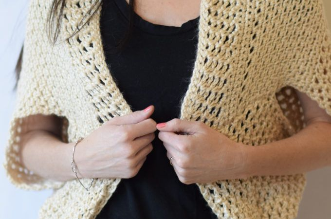 I'm so excited to share this blanket sweater with you today for a few reasons! It's so very easy and I've even made some stitch tutorials includinga video (gasp!) to help you make it. First, this sweater is the start to a series of blanket sweaters that I plan to share in the coming months! I've had so much fun crocheting and knitting my past blanket sweaters and I'd like to make a few more designs to share with you. Many of you have asked me how to make the sweaters which I previously…