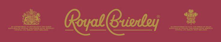 Royal Brierley - English Cut Crystal Glassware | Dartington Crystal