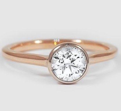 / Round Diamond Ring