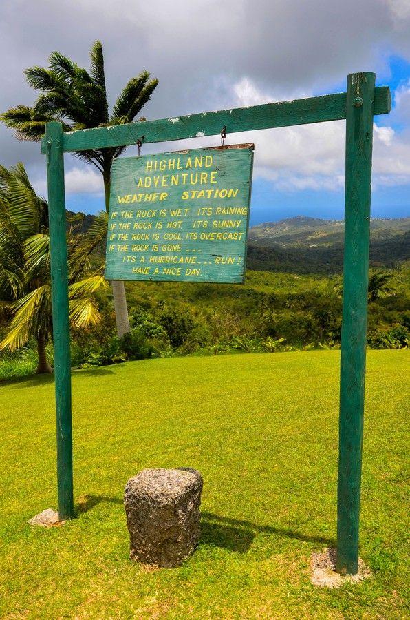 Barbados Weather Station