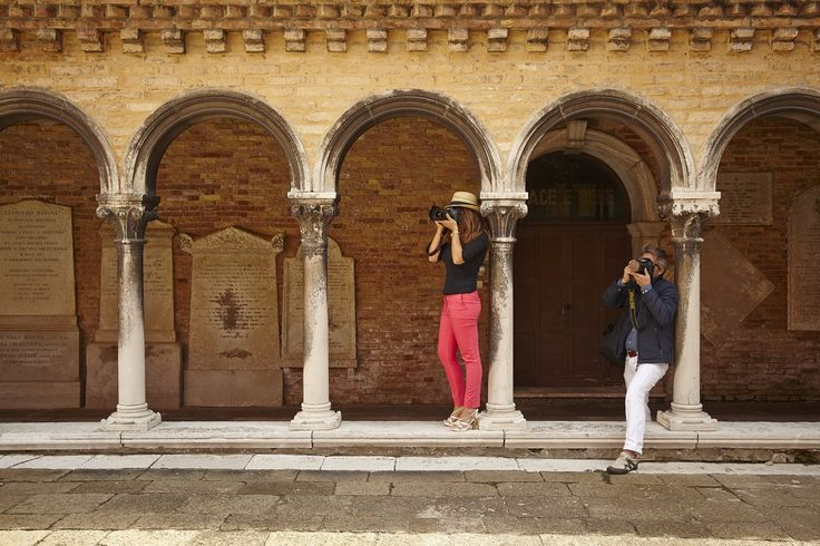 Head to secret corners of Venice, like San Michele in Isola, with our exclusive photography experience