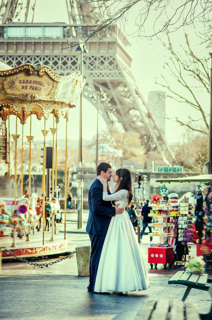 Paris Pix |Свадебный фотограф в Париже