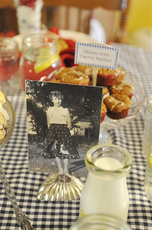 Mom's 70th Birthday Photos and Food-- SOOO many darling ideas on this blog!!!! LOVE it!!!
