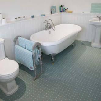We Love Sara S Beautiful Cath Kidston Spot Blue Floor In