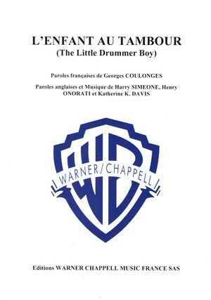 L'enfant au tambour (The Little Drummer Boy)