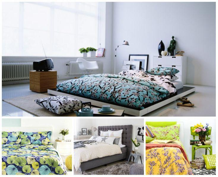 camera da letto di design testiera imbottita