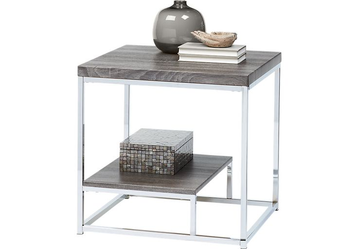 picture of Cassian Metal End Table from  Furniture