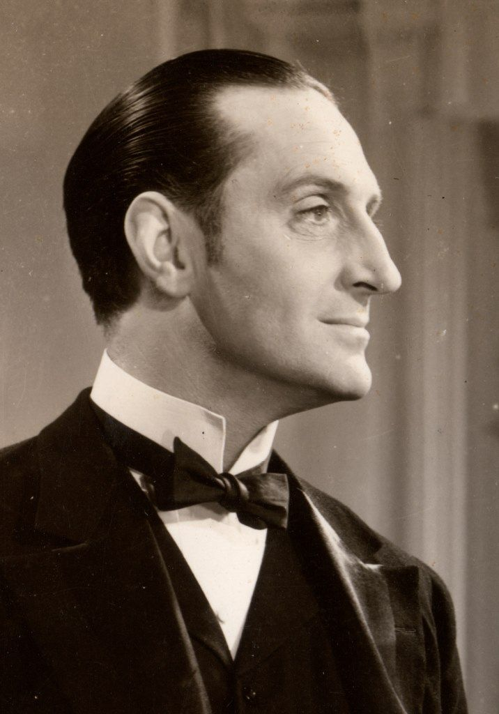 Basil Rathbone..my all time favourite Sherlock Holmes