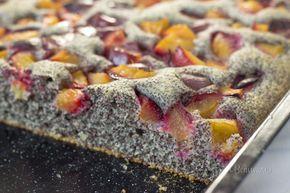 K príprave tejto rýchlej hrnčekovej bublaniny vám okrem plechu na pečenie o veľkosti 28 x 40 cm stačí jedna miska a jedna metlička. Ovocie môžete dať aké chcete, ale najchutnejšia je s čerstvými slivkami. Hrnček - 250 ml.