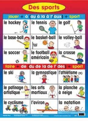 des sports