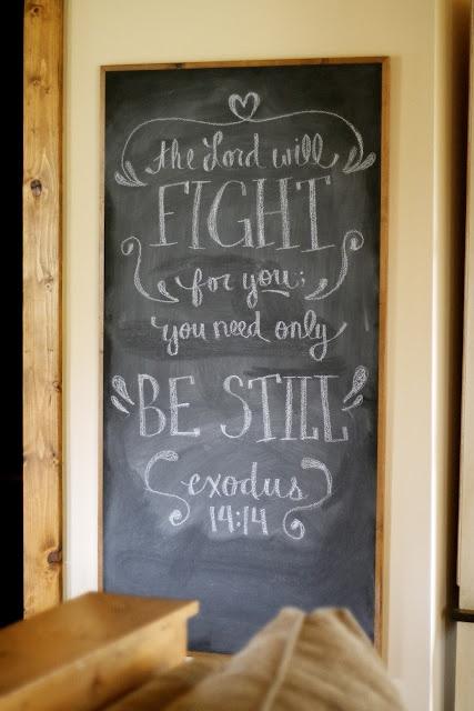 Chalkboard Verse