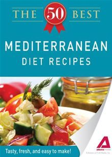 They're fast. They're flavorful. And they're right at your fingertips. The 50 Best Mediterranean Diet Recipes is an appetizing selection of delicious dishes that will help you lose weight…  read more at Kobo.