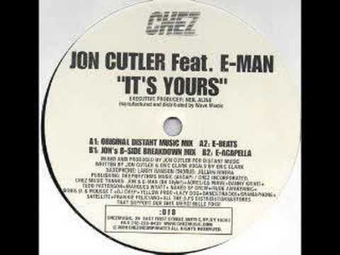 Jon Cutler - Its Yours Forever! (Cut Up Garage Mix)