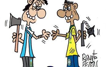 BLOG: Rivalidade exalando...