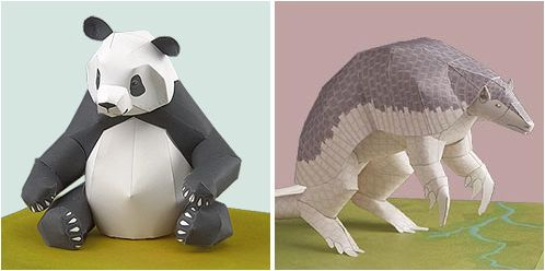 paper animals - Google Search
