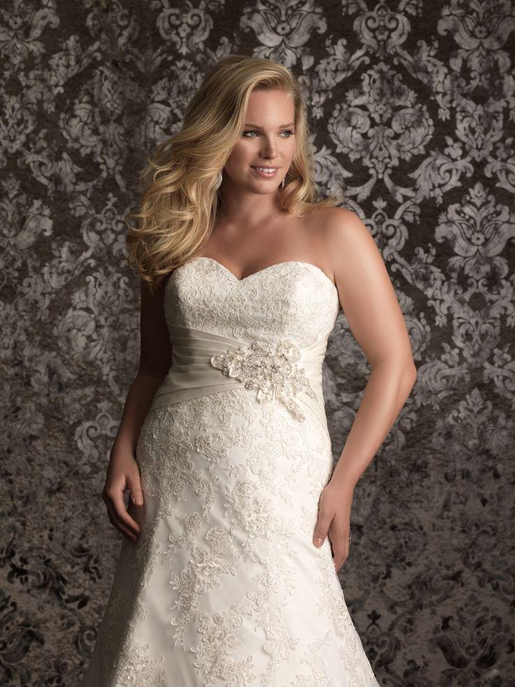 Allure Bridals: Style: W311