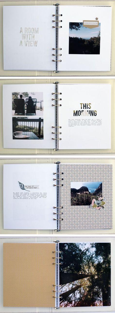 Travel Book Ideas Scrap Mini Albums 68 Ideas In 2020