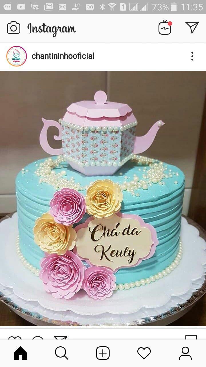 Pin De Diana Reyes Em My Love For Baking Bolo Cha De Cozinha