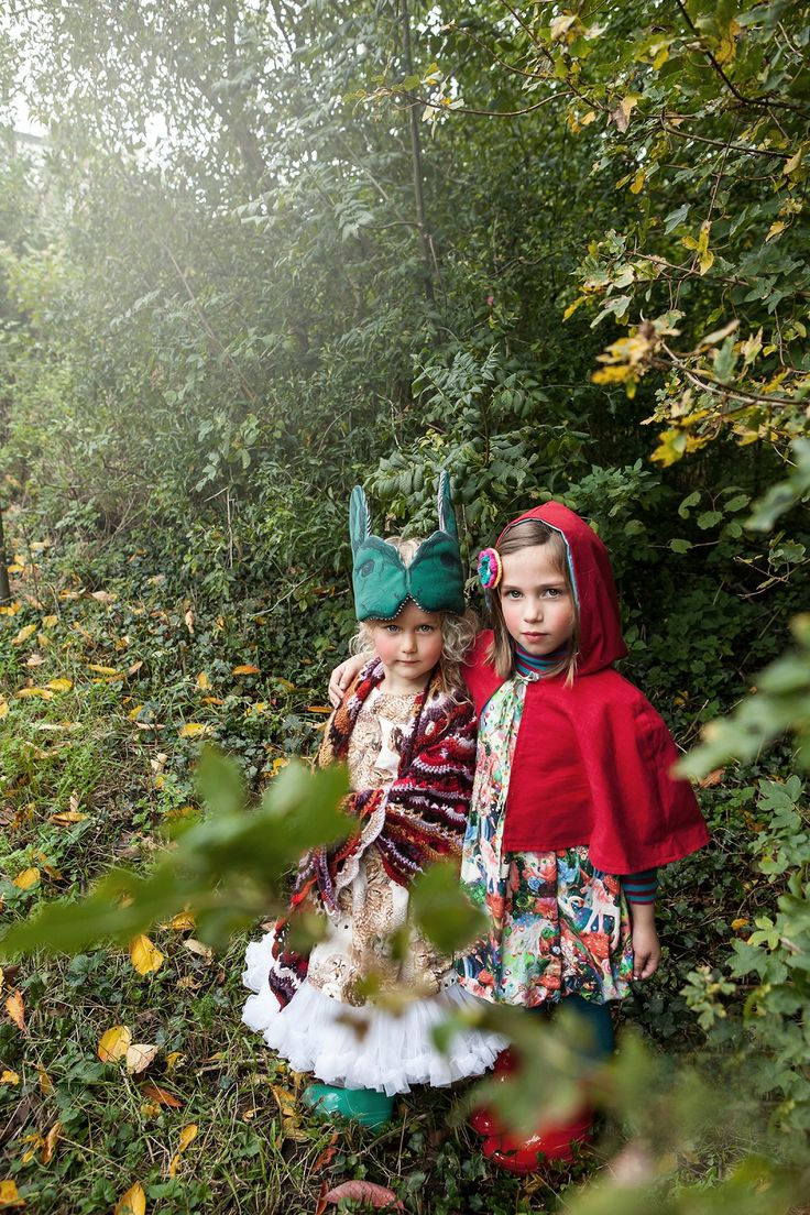 Fall Editorial - In the Forest - www.petitloublog.com
