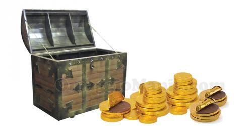 BuoniSconto: #Vinci #gratis un #forziere di monete di cioccolato (link: http://ift.tt/2bQJSLM )