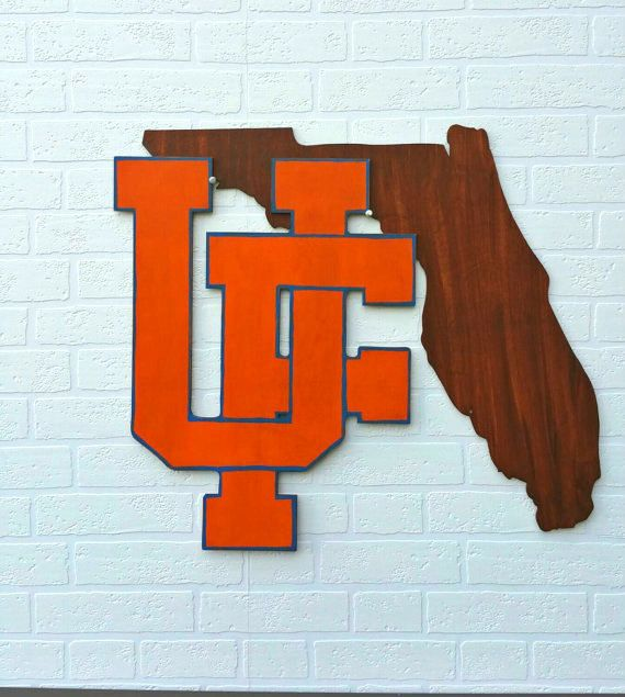 University florida sign,  Florida Gators wall art. by meetthescribbles on Etsy https://www.etsy.com/listing/229220286/university-florida-sign-florida-gators