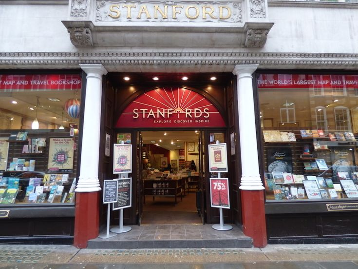 """""""Getting Lost Inside The World's Largest Map Shop"""" -- Stanfords Bookshop, London -- Mecca for maps, globes, and travel books, I MUST go there someday!!!"""