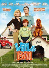 Vili  Bill DVD 9,95 €