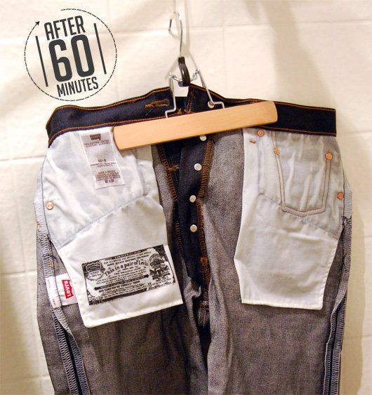 levi's 501 shrink to fit STF