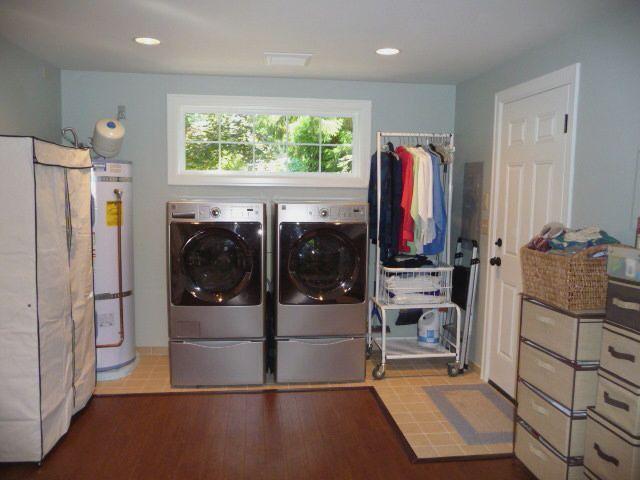 Garage Laundry Room Design - http://houzzdecor.xyz/20160915/laundry-design-ideas/garage-laundry-room-design/1913
