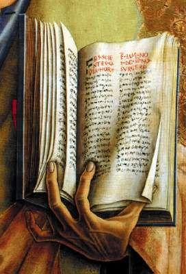 Carlo Crivelli - San Paolo (Polittico di Sant'Emidio, dettaglio) - 1473 - Cattedrale di Sant'Emidio, Ascoli Piceno