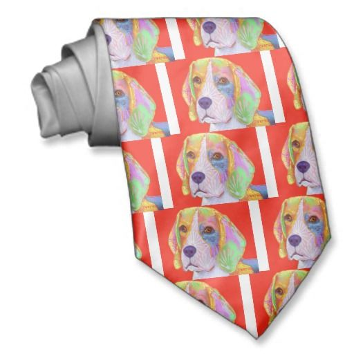 Products containing a beagle dog neck wear