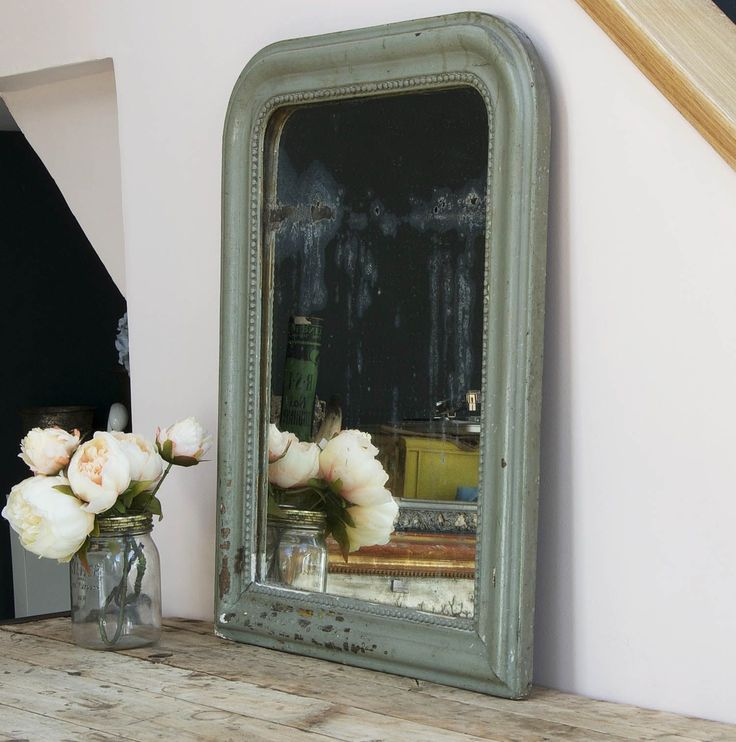French Antique Mirror - Bring It On Home