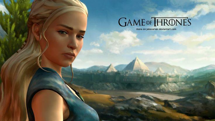 Daenerys Targaryen Wallpaper Game of Thrones Wallpaper