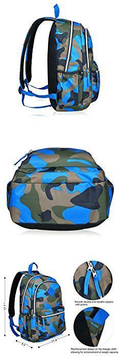 Blue Camo Bag. Vbiger Girl's & Boy's Backpack for Middle School Cute Bookbag Outdoor Daypack (Blue(camouflage)).  #blue #camo #bag #bluecamo #camobag