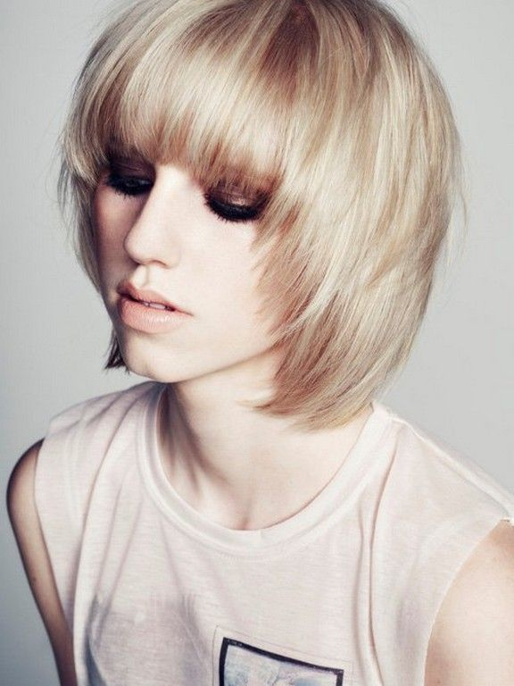 choppy haircuts for thin hair 58 best images about hairstyles for hair on 2963