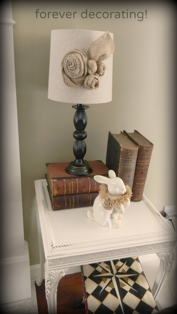 Decorating With Burlap 166 Best Anything Burlap And Linens Images On Pinterest