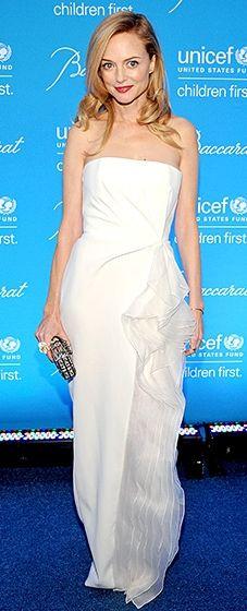 Heather Graham: Tenth Annual UNICEF Snowflake Ball