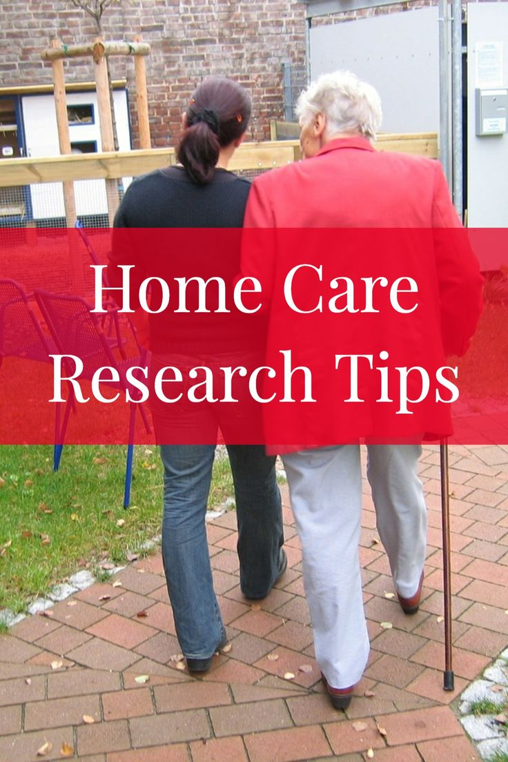 Finding home care that is right for you or a loved one