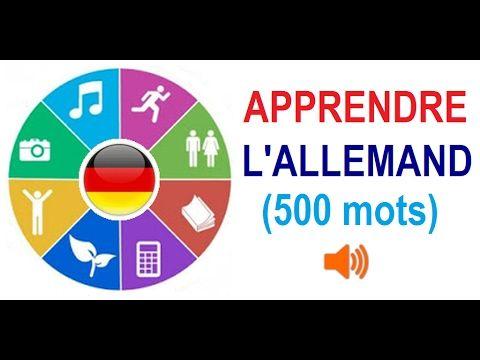 Apprendre l'allemand (Vocabulaire)