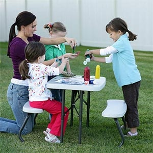 This Will Be Our Homeschooling Table This Fall! As Soon As We Save Up A · Kids  Picnic TableFolding ...