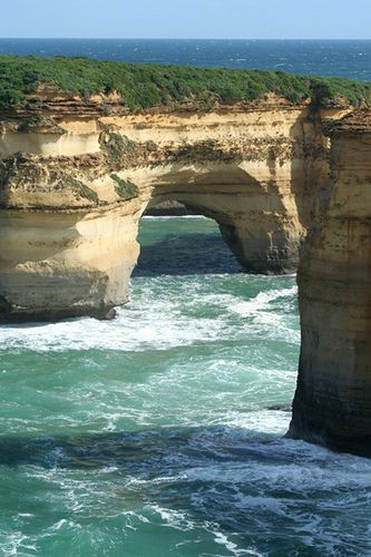 along the Great Ocean Road - Victoria, Australia