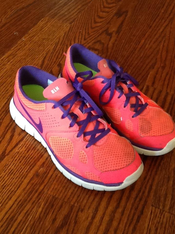 Nike Free Run Gâteau Dorange Hombre