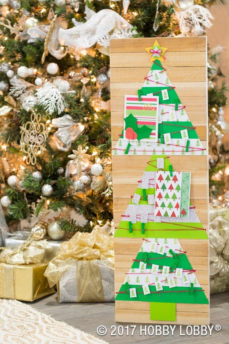 531 best Christmas Decor images on Pinterest | Hobby lobby ...