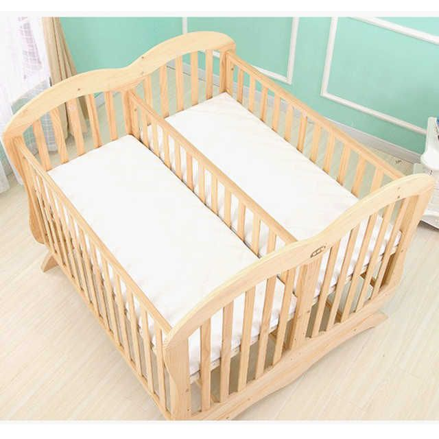 Source Manufacturer New Cribs For Twins Wood Beds Baby Swing Crib