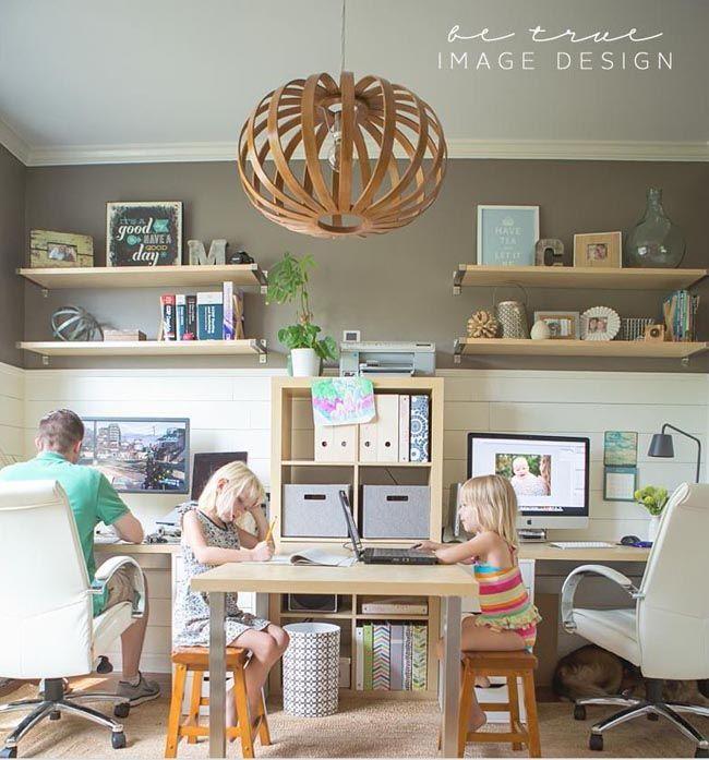 Best 25+ Ikea Home Office Ideas On Pinterest
