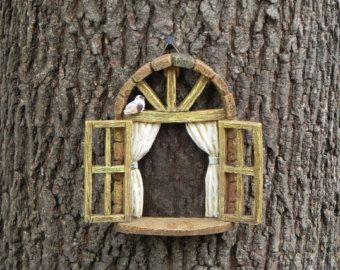 Best 25 large fairy garden ideas on pinterest diy fairy for Hallmark fairy door