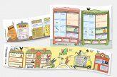 Kit Grammatica - Cartelloni Murali. Un grande aiuto per l'analisi grammaticale / logica!