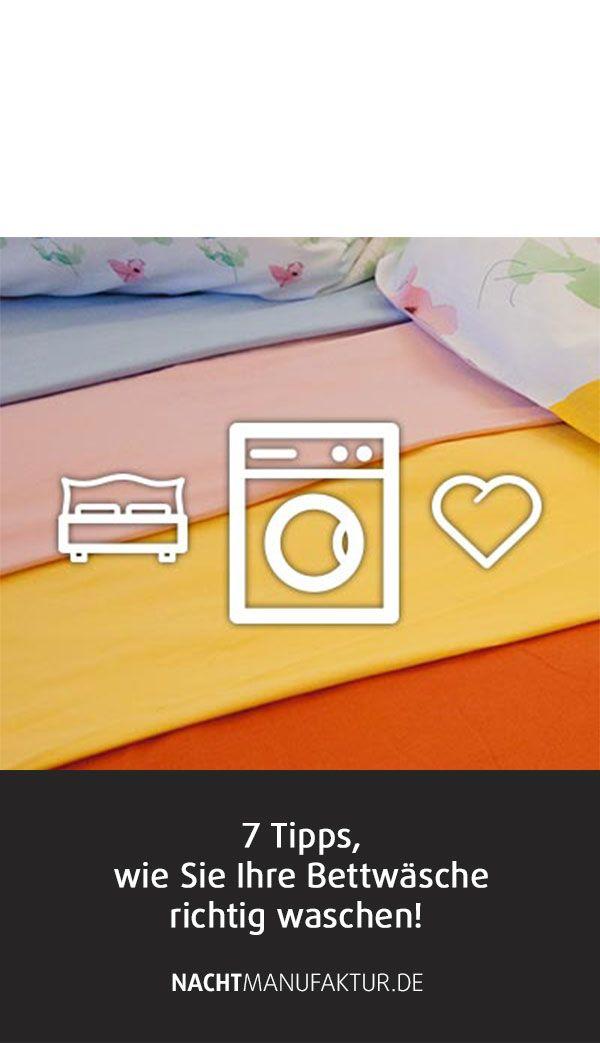 Bettwasche Waschen Die 7 Besten Tipps Nachtmanufaktur